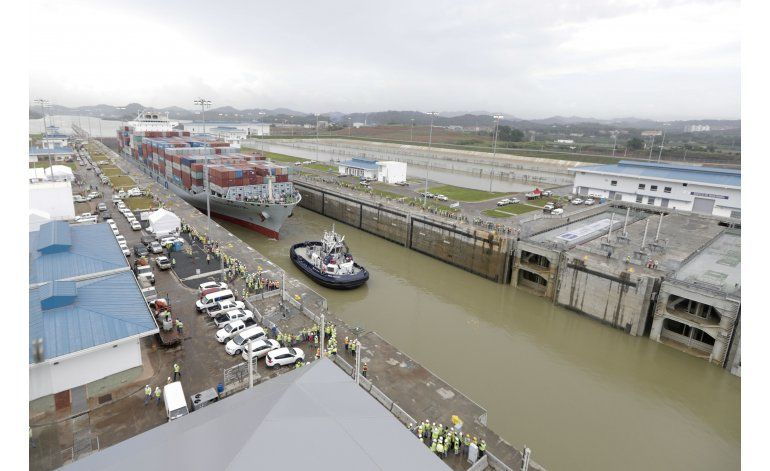 Contratistas entregarán nuevas esclusas a Panamá