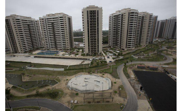 Presentan la Villa Olímpica de Río 2016