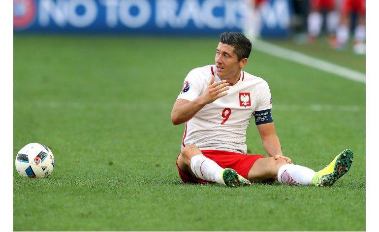 Polonia-Suiza, un duelo de equipos peleados con el gol
