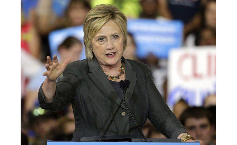 Omisiones en agenda de Clinton como secretaria de Estado