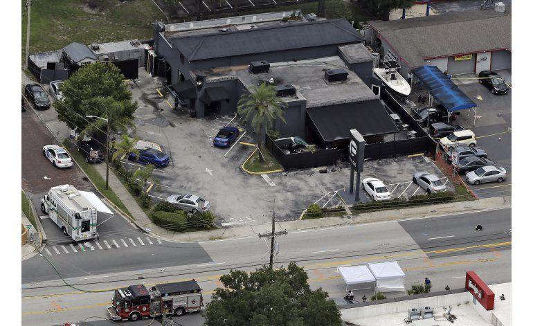 No hay evidencias de un pasado gay del atacante de Orlando