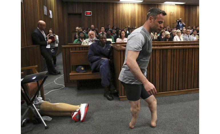 Entrevista de TV con Pistorius causa revuelo en Sudáfrica