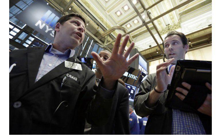 Wall Street se desploma tras referendo en Gran Bretaña