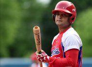 pelotero cubano abandona la seleccion nacional que juega en la liga can-am
