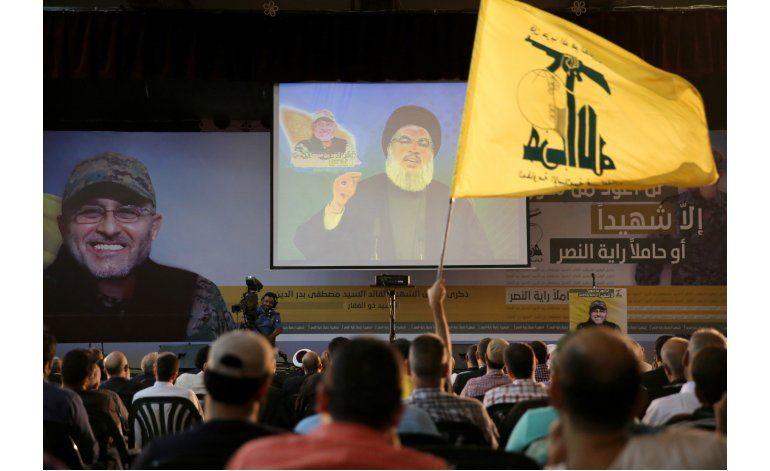 Jezbolá anuncia que enviará más combatientes a Alepo, Siria