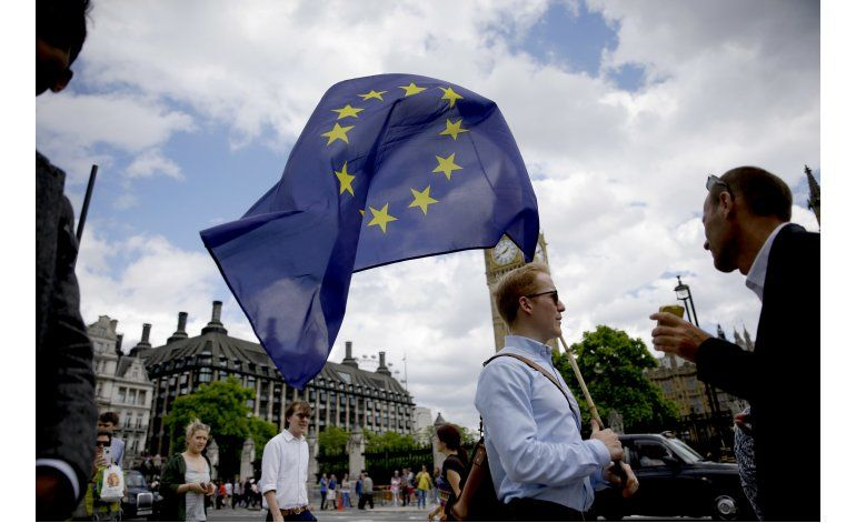 Británicos se preparan para efectos económicos del Brexit