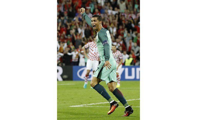 Portugal fulmina a Croacia en el alargue