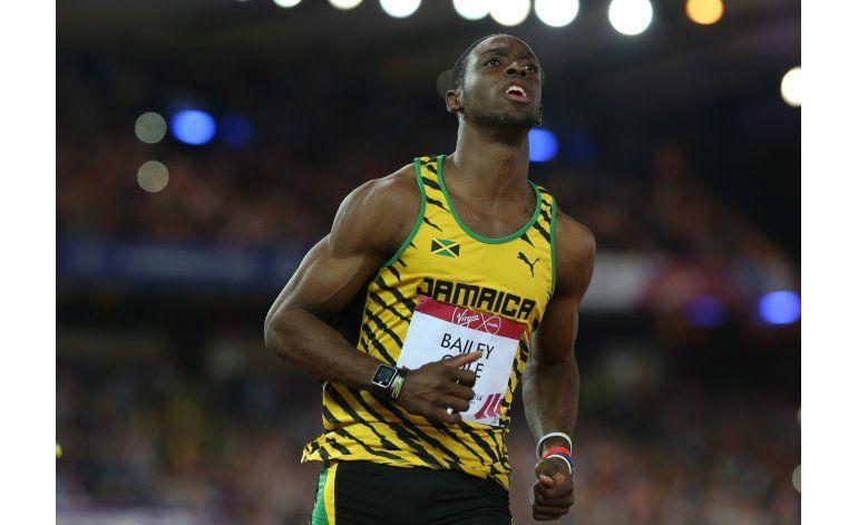 Velocista jamaiquino dijo tener zika pero buscará pase a Río