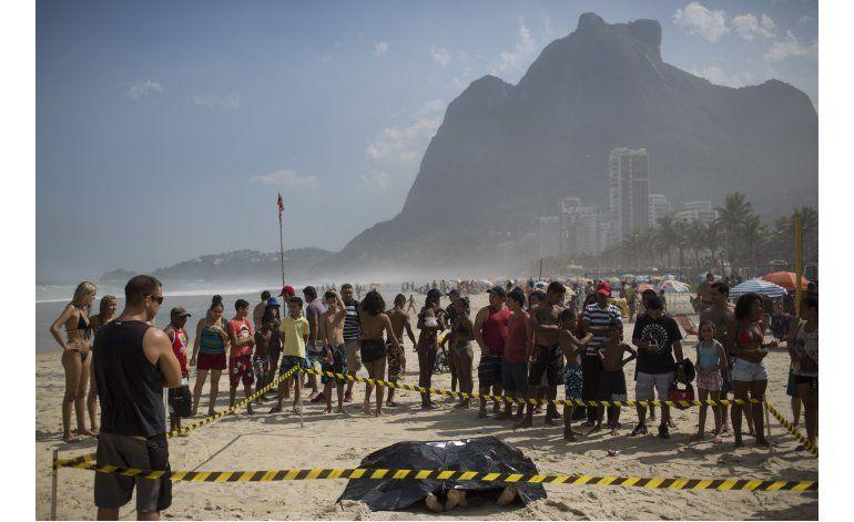 Piden juicio a 14 personas por derrumbe de pista en Brasil