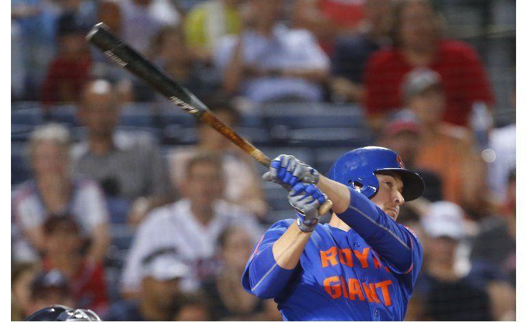 Mets ganan 1-0 a Bravos con jonrón de Johnson en el 11mo