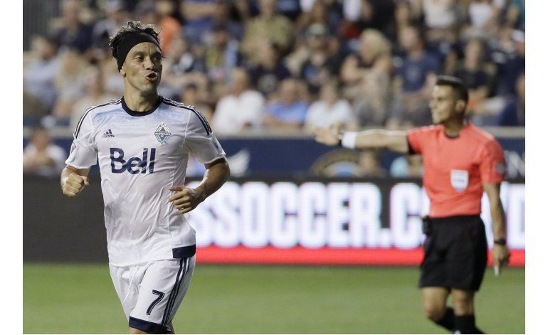 Whitecaps acaban con el invicto del Union como local