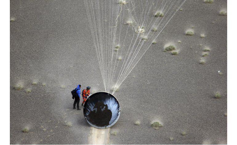 China prepara el lanzamiento de una 2da estación espacial