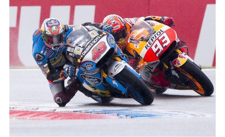 Australiano Miller gana MotoGP en Assen