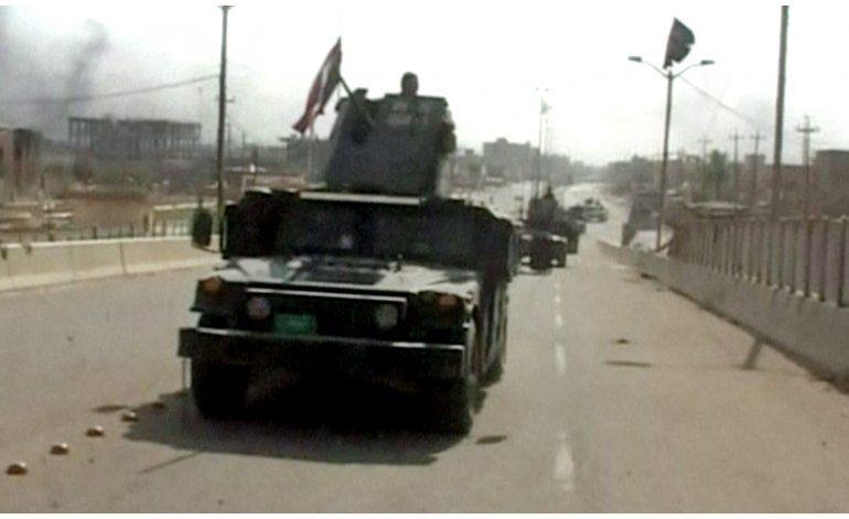 Comandante iraquí da Fallujah por liberada del grupo EI