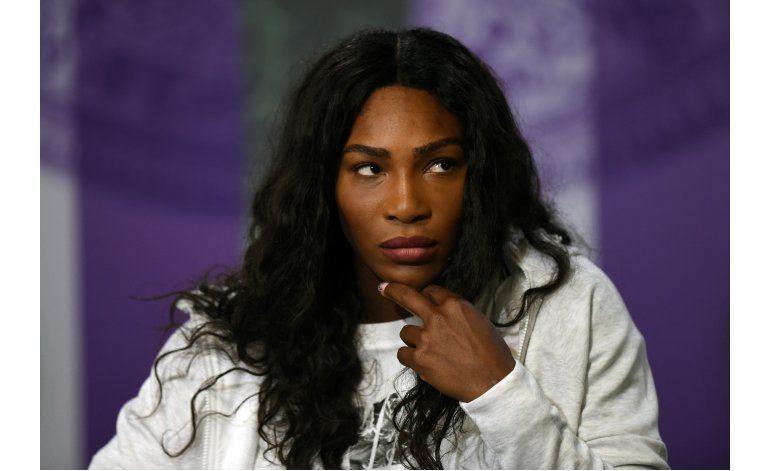 Wimbledon: Williams lista para defender título
