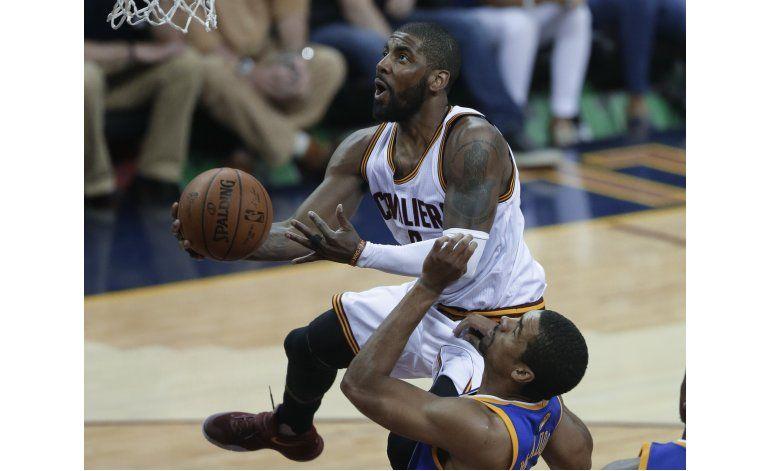Irving y Barnes en equipo olímpico de baloncesto de EEUU