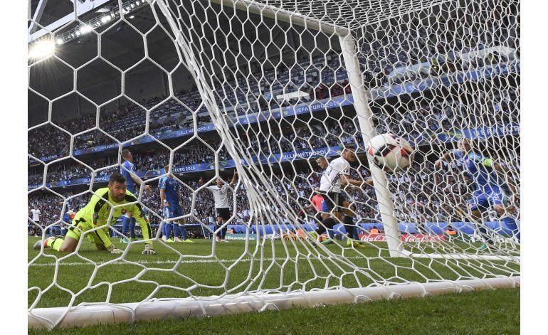 Alemania desata su fuerza al despachar 3-0 a Eslovaquia