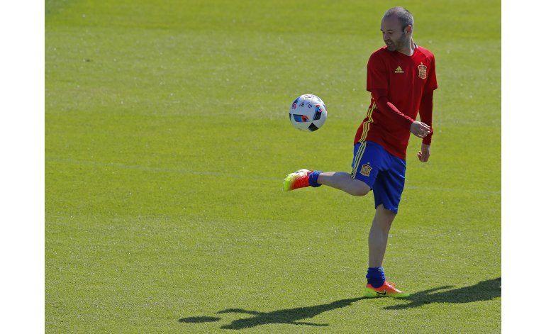 Italia-España, otra vez en la Eurocopa