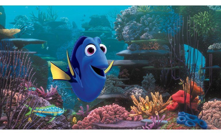 Dory supera a Independence Day y Shallows sorprende