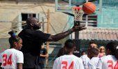 Shaquille ONeal en La Habana: Es un sueño estar aquí