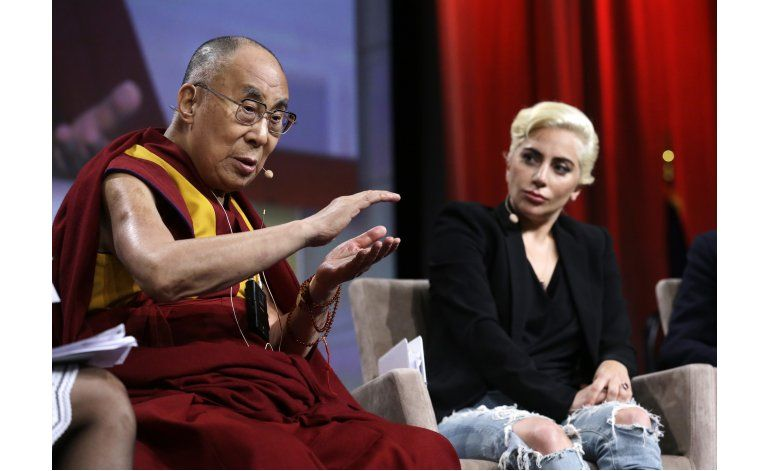 China advierte motivos Dalai Lama tras reunión con Lady Gaga