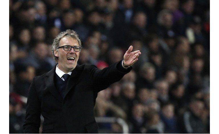 PSG cesa a técnico Laurent Blanc tras fracasos en Champions