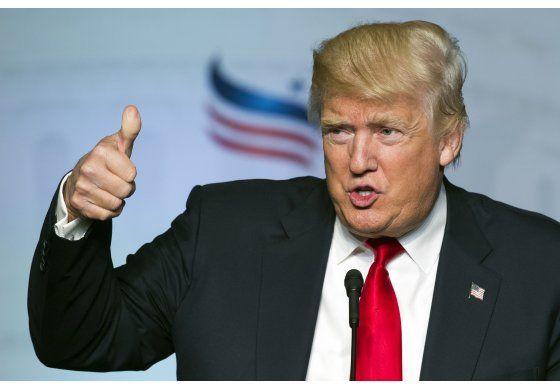 Trump: ¿Tienes 10 dólares para ayudar a un multimillonario?