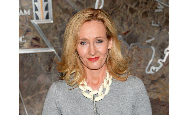 J.K. Rowling a función benéfica de Fantastic Beasts en NY