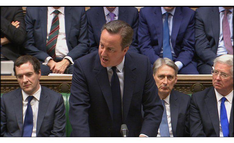 Cameron insiste en que economía de G.Bretaña es robusta
