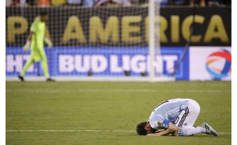 Eterno subcampeón, el legado de Messi con Argentina
