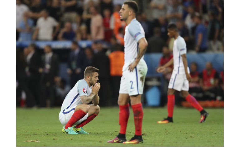 Islandia despide a Inglaterra de la Eurocopa