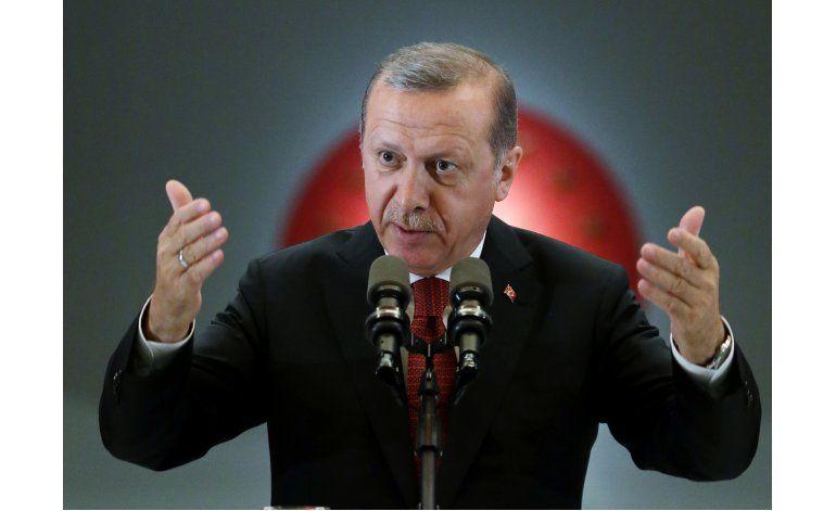 Presidente de Turquía se disculpa por derribo de avión ruso