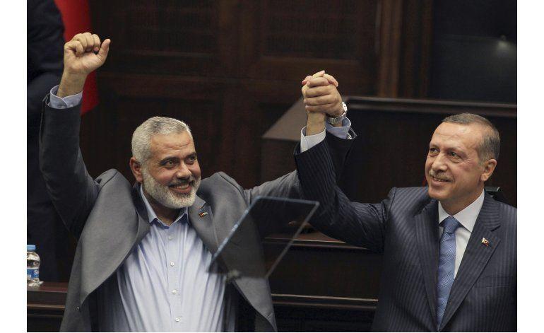Hamas da las gracias a Turquía tras pacto con Israel