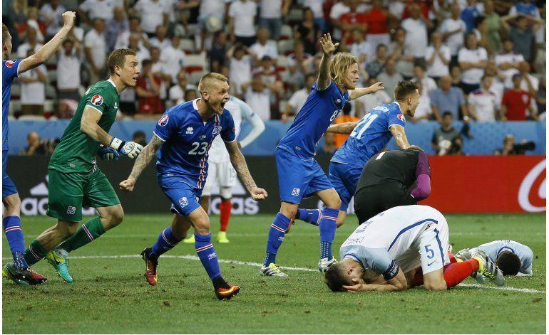 Islandia, CR7 y Alemania-Italia animan los cuartos de final