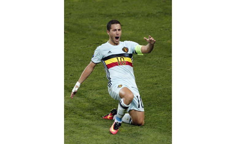 Bélgica no se alarma por ausencia de Hazard en entrenamiento