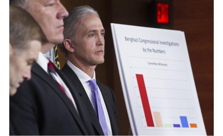 Crece la tensión política ante nuevo reporte republicano de ataque terrorista a consulado americano en Benghazi