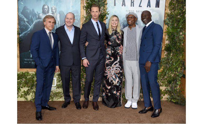 Nueva película de Tarzán va más allá de su pasado