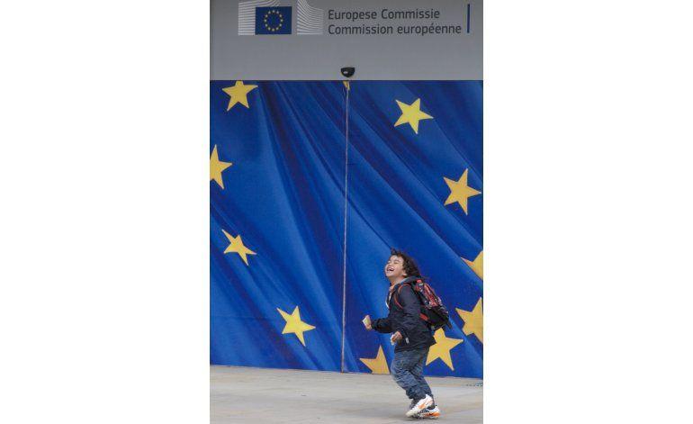 La UE presiona a Gran Bretaña para una salida rápida