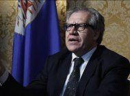 administracion trump en desacuerdo con luis almagro y la propuesta de suspender a venezuela de la oea