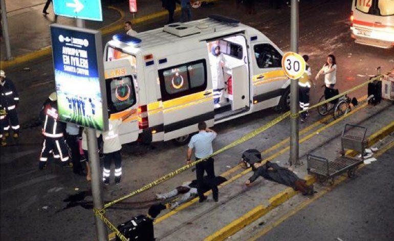 Líderes del mundo condenaron el atentado en Estambul