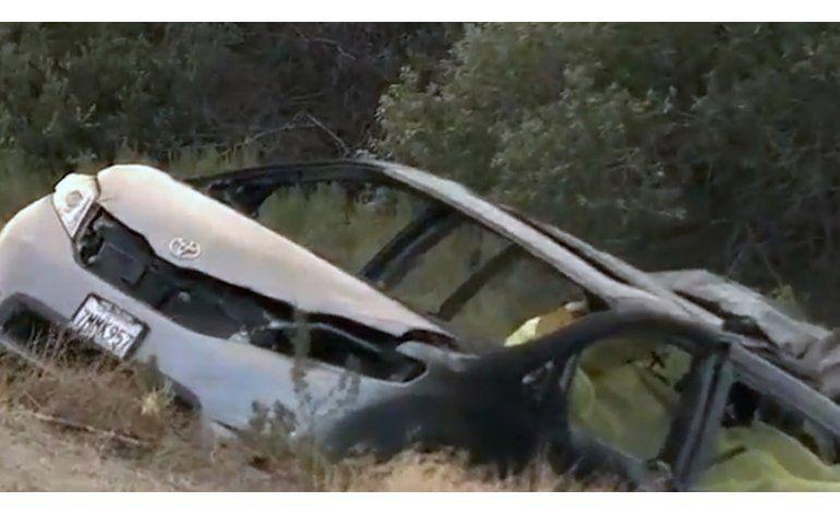 2 madres y 4 niños muertos tras choque cerca de Los Ángeles