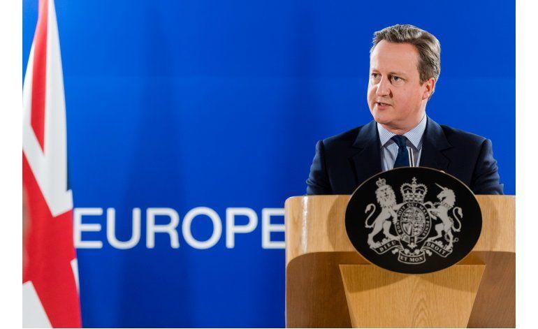 UE pone condiciones para que GB acceda al mercado único