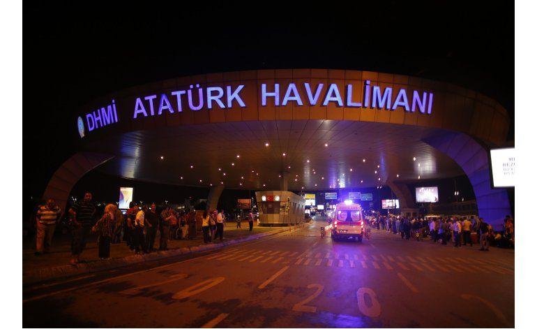 Gimnasta colombiano a salvo tras ataque en Estambul