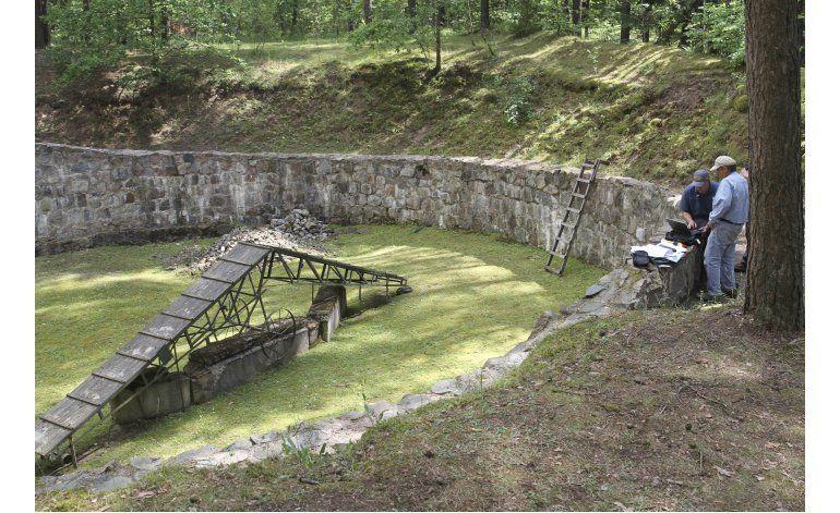 Israel: Hallan un túnel judío de la época nazi en Lituania