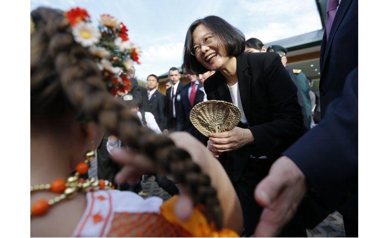 Paraguay y Taiwán acuerdan intercambio aéreo