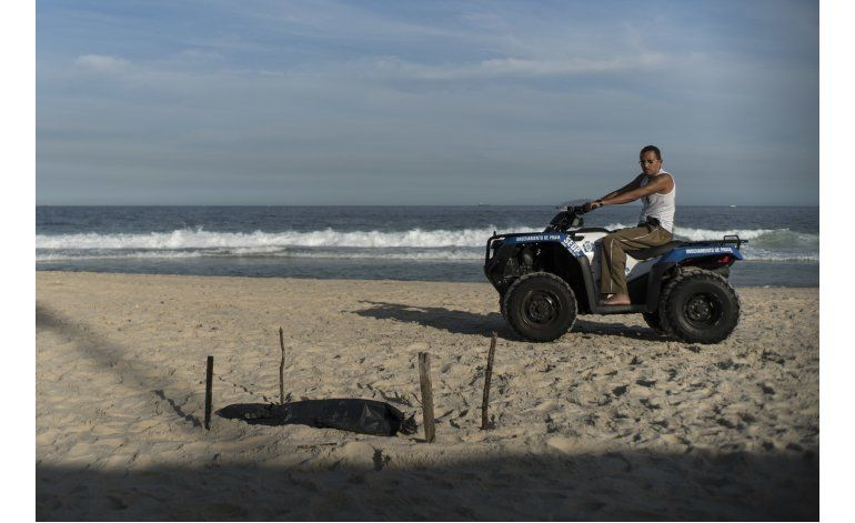 Choques en Río cuando intentan capturar narco
