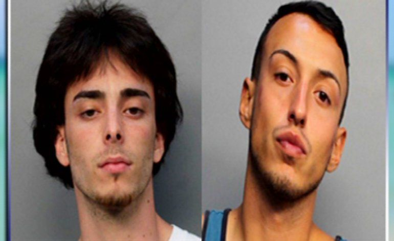 Arrestan a sujetos que asaltaron a una pareja en la playa
