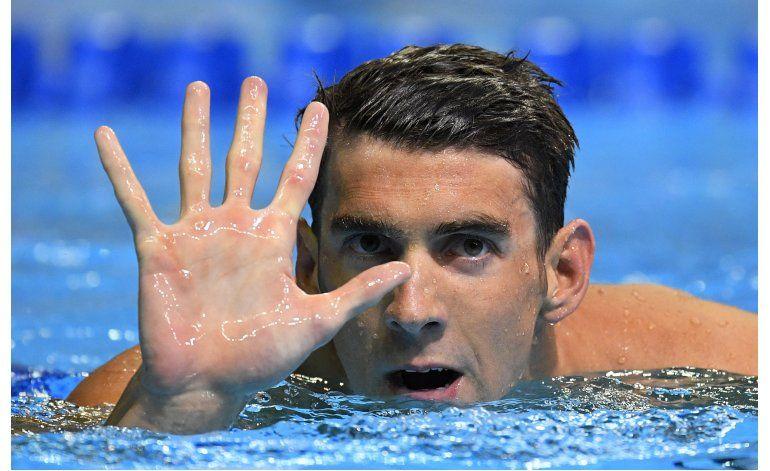 Phelps asegura su boleto a Río 2016, lo mismo que Franklin