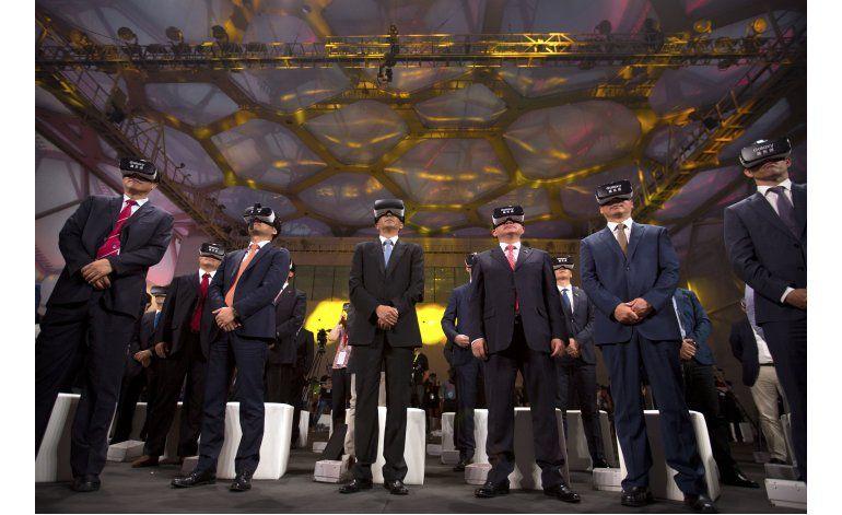 NBC ofrecerá realidad virtual olímpica a usuarios de Samsung