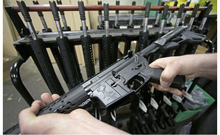 Armería rifa fusil para ayudar a víctimas de Orlando